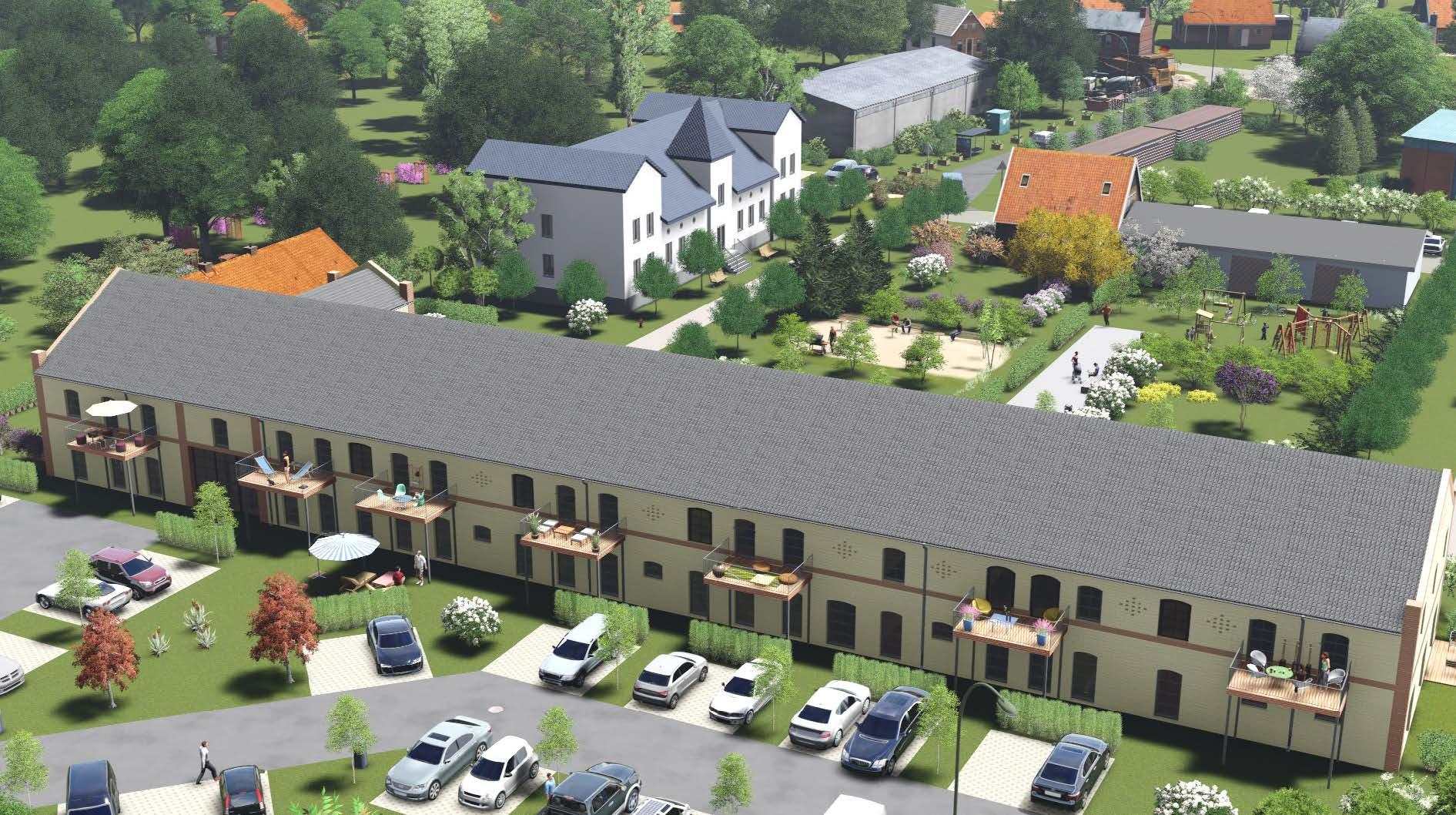 Klein Kreutz Wohnungen