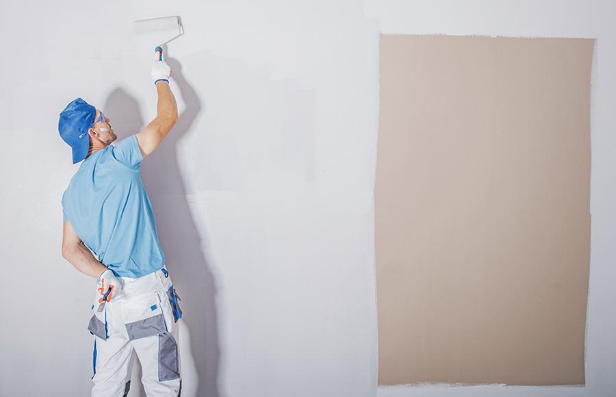 Renovierung & Malerarbeiten für Privatkunden
